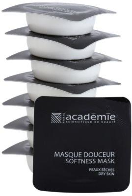 Academie Dry Skin masca faciala cu efect calmant si hranitor