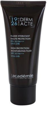 Academie Derm Acte Severe Dehydratation fluido hidratante protector SPF 30