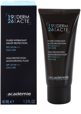 Academie Derm Acte Severe Dehydratation crema fluida hidratanta SPF 30 1