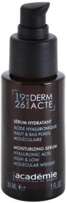 Academie Derm Acte Severe Dehydratation sérum hidratante com efeito instantâneo