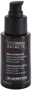 Academie Derm Acte Severe Dehydratation vlažilni serum s takojšnim učinkom