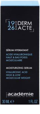 Academie Derm Acte Severe Dehydratation serum nawilżające dający natychmiastowy efekt 2
