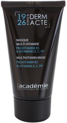 Academie Derm Acte Severe Dehydratation witaminowa maseczka do twarzy
