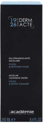 Academie Derm Acte Severe Dehydratation apa pentru  curatare cu particule micele 2