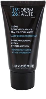 Academie Derm Acte Intolerant Skin kojący krem nawilżający odnawiający barierę ochronną skóry