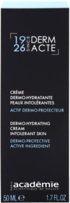 Academie Derm Acte Intolerant Skin kojący krem nawilżający odnawiający barierę ochronną skóry 2