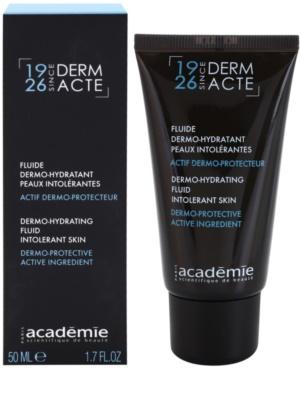 Academie Derm Acte Intolerant Skin hidratáló fluid a bőrréteg megújítására 1