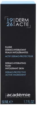 Academie Derm Acte Intolerant Skin hidratáló fluid a bőrréteg megújítására 2