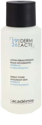 Academie Derm Acte Intolerant Skin calmant tonic