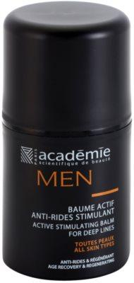 Academie Men aktív arcbalzsam a ráncok ellen