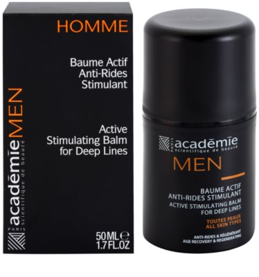 Academie Men Aktiv-Hautbalsam gegen Falten 2