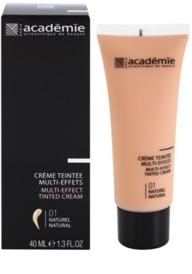 Academie Make-up Multi-Effect Tönungscreme für perfekte Haut 1