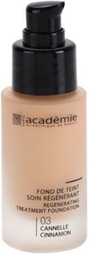 Academie Make-up Regenerating maquillaje líquido con efecto humectante