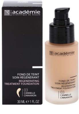 Academie Make-up Regenerating maquillaje líquido con efecto humectante 1