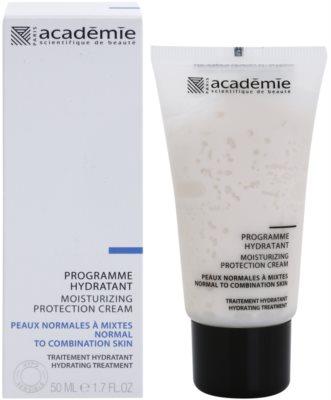 Academie Normal to Combination Skin zaščitna krema z vlažilnim učinkom 1