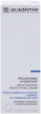 Academie Normal to Combination Skin zaščitna krema z vlažilnim učinkom 2