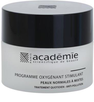 Academie Normal to Combination Skin nawilżająco-wzmacniający krem do twarzy