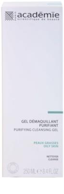 Academie Oily Skin Reinigungsgel zum Abschminken 2