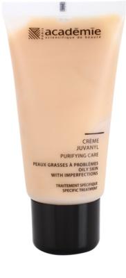 Academie Oily Skin Crema de zi si noapte cu efect de matifiere si uniformizarea pielii