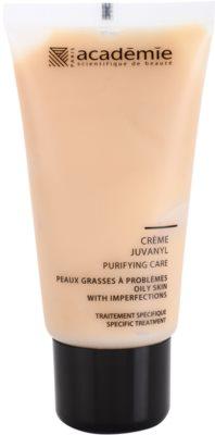 Academie Oily Skin matirajoča dnevna in nočna krema za normalizacijo kože