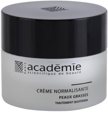 Academie Oily Skin creme matificante normalizante