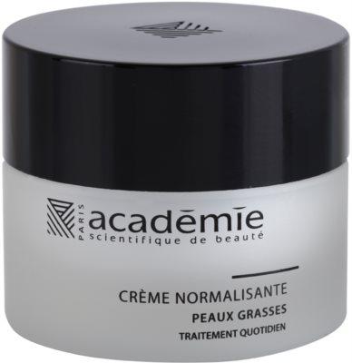 Academie Oily Skin normalizáló mattosító krém