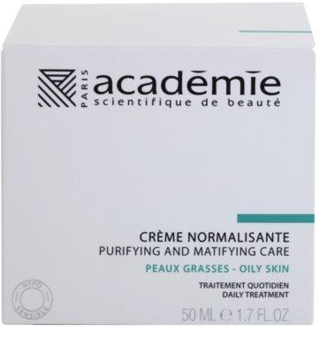 Academie Oily Skin krem normalizująco-matujący 2
