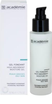 Academie Oily Skin hidratáló gél matt hatásért 1