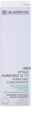 Academie Oily Skin roll-on pro problematickou pleť, akné 2