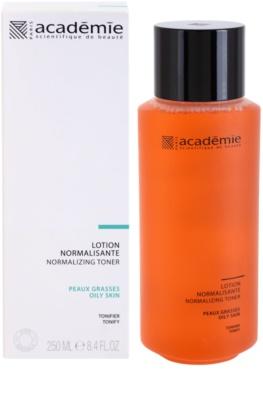 Academie Oily Skin normalizační tonikum k redukci kožního mazu 1