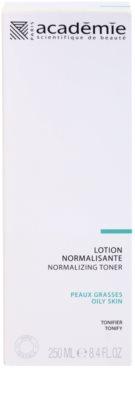 Academie Oily Skin normalizační tonikum k redukci kožního mazu 2