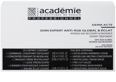 Academie Professionnel Komplett-Pflege gegen Hautalterung 2