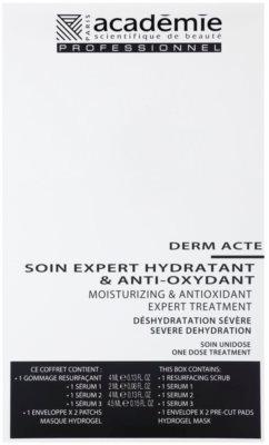 Academie Professionnel Feuchtigkeits - und Antioxidans-Komplettpflege 2