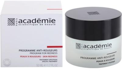 Academie Skin Redness crema calmante para pieles sensibles con tendencia a las rojeces 1
