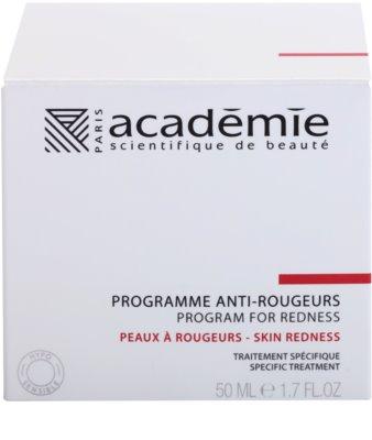 Academie Skin Redness crema calmante para pieles sensibles con tendencia a las rojeces 2