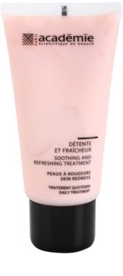 Academie Skin Redness crema calmante y refrescante para pieles irritadas y sensibles