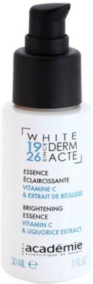 Academie Whitening intenzivní sérum na pigmentové skvrny