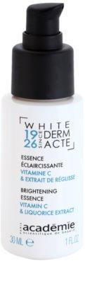 Academie Whitening intenzivni serum za pigmentne madeže