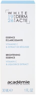 Academie Whitening intenzivní sérum na pigmentové skvrny 2