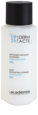 Academie Derm Acte Whitening enzymatický peeling s kyselinou glykolovou 6%