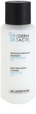 Academie Derm Acte Whitening exfoliante enzimático con ácido glicólico 15 %