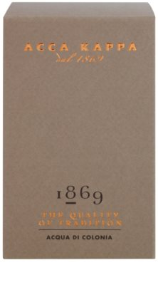 Acca Kappa 1869 Eau De Cologne pentru barbati 4