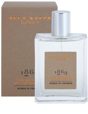 Acca Kappa 1869 Eau De Cologne pentru barbati 1