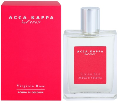 Acca Kappa Virginia Rose colonia para mujer