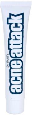 Acne Attack Cleanser krém  pattanások ellen