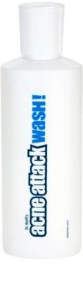 Acne Attack Wash! gel limpiador anti-acné