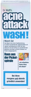 Acne Attack Wash! gel de limpeza antiacne 3