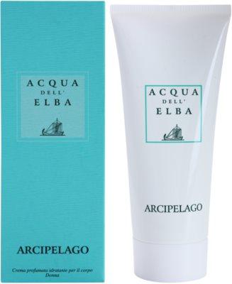 Acqua dell' Elba Arcipelago Women tělový krém pro ženy