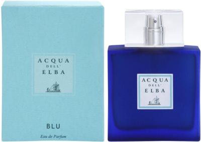 Acqua dell' Elba Blu Men eau de parfum férfiaknak