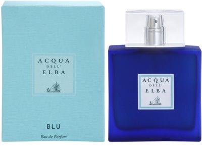 Acqua dell' Elba Blu Men Eau De Parfum pentru barbati